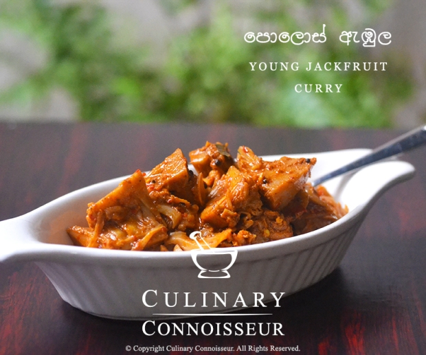 Young Jackfruit Curry - Culinary Connoisseur
